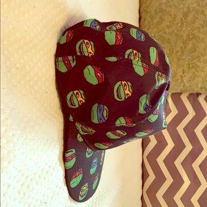 Ninja turtle SnapBack hat